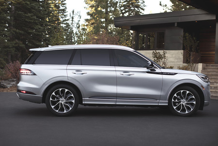 Lincoln Aviator Grand Touring Phev Mexico 3