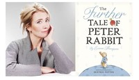Emma Thompson inaugura la biblioteca de Peter Rabbit