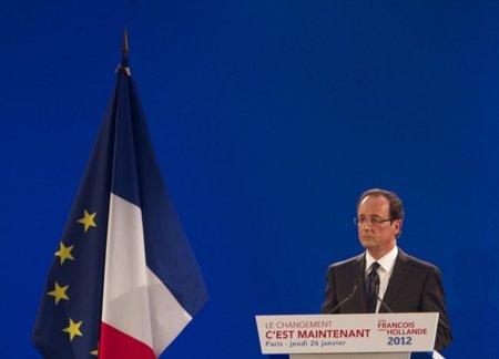 François Hollande ya hace campaña contra el #ACTA de Sarkozy