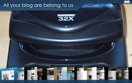 All your blog are belong to us (XXXII)