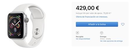 Apple Watch Series 4 Retraso Entrega1