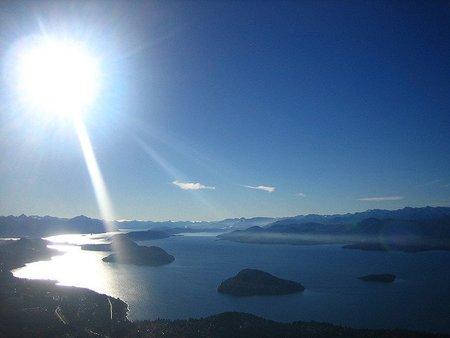 Bariloche, Argentina: el teleférico del Cerro Otto