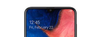 Samsung Galaxy A20: más potente que el A10, menos que el resto de sus hermanos