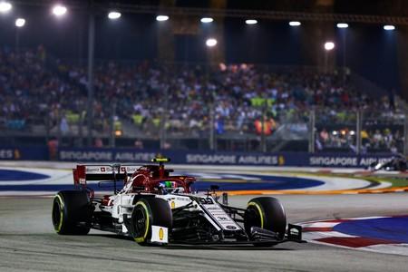 Giovinazzi Singapur F1 2019 3