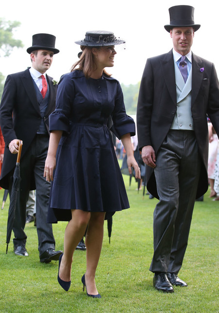 Prince William Duke Of Cambridge Attend A Garden Party At Buckingham Palace 3