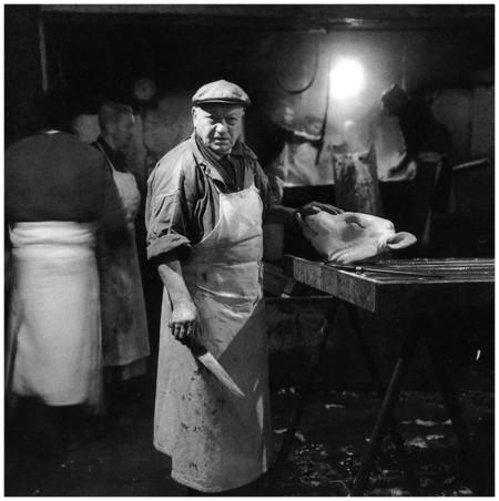 Robert Doisneau L C3a9chaudoir De La Rue Sauval 1968