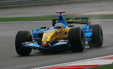 Fernando Alonso China 2006