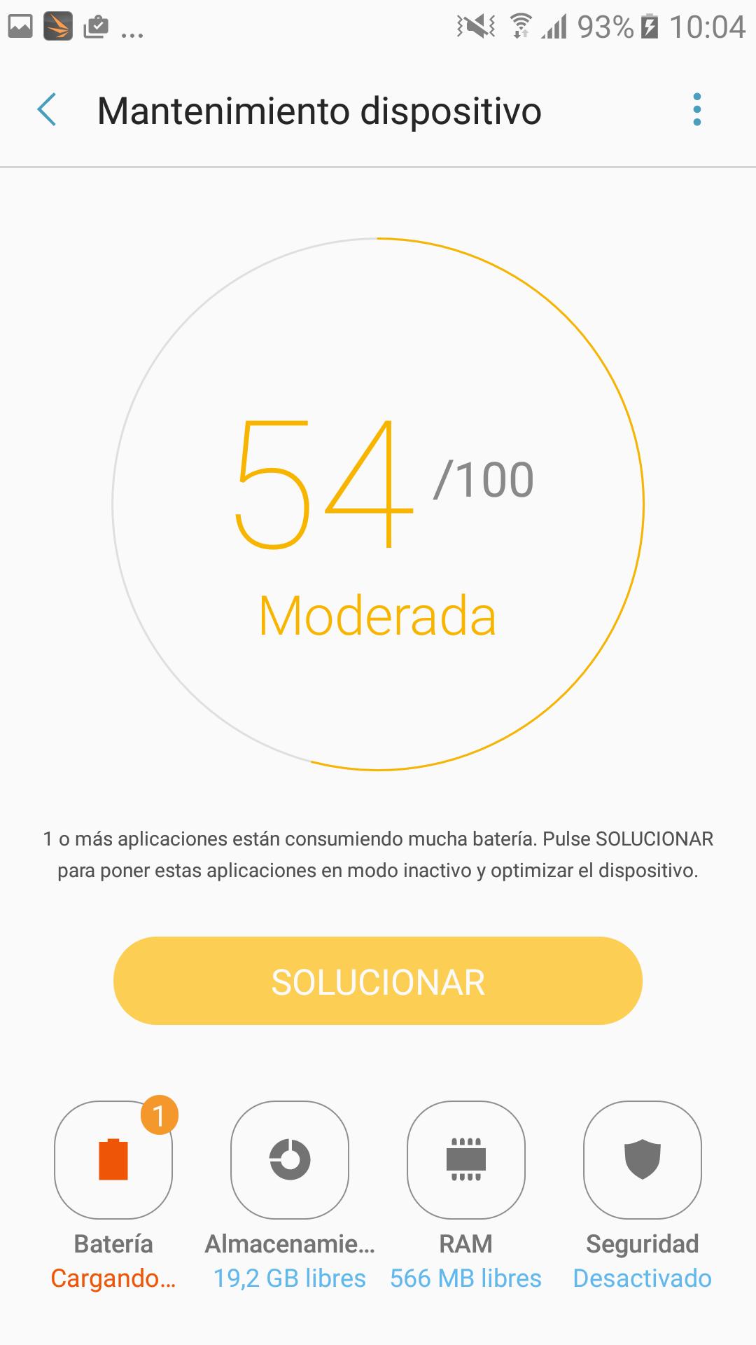 Foto de TouchWiz Galaxy A5 2017 (9/19)