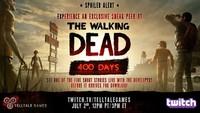 Fechas y nuevo tráiler de 'The Walking Dead: 400 Days'