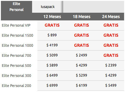 Iusacell Lumia 920
