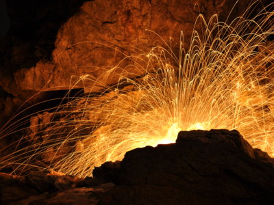 ¿Cuál ha sido el volcán más poderoso jamás registrado en la Tierra?
