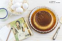 Las recetas de nuestras madres: Flan de huevo en la olla exprés