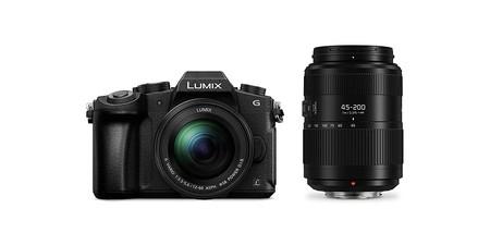 Panasonic Lumix Dmc G80w
