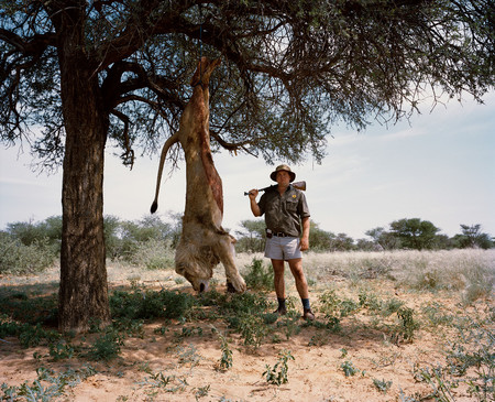 David Chancellor Trophy Hunting 04