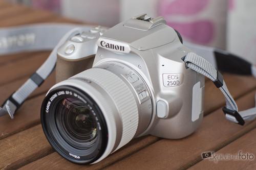 """Canon EOS 250D, análisis: Una réflex pequeña pero """"estilosa"""" para quien aún prefiere una cámara """"de las de toda la vida"""""""