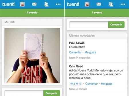 Tuenti ya está disponible Firefox OS