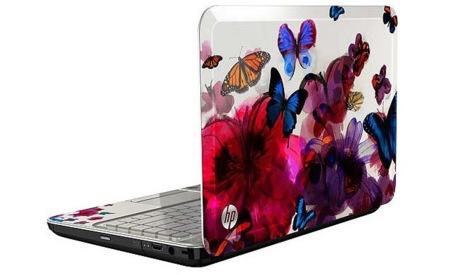 HP vuelve a apostar por bonitos diseños para portátiles
