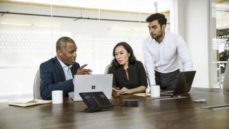Microsoft Teams Altavoces