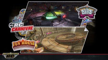 'MotorStorm RC'. Su segundo DLC, Carnival, llegará mañana