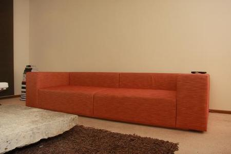 Sofá artesano