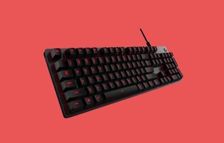 Este teclado gaming mecánico de Logitech es ideal para trabajar y jugar, y ahora está rebajado a poco más de 60 euros en Amazon
