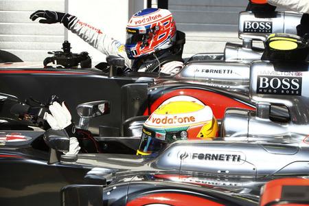 McLaren no descarta las órdenes de equipo