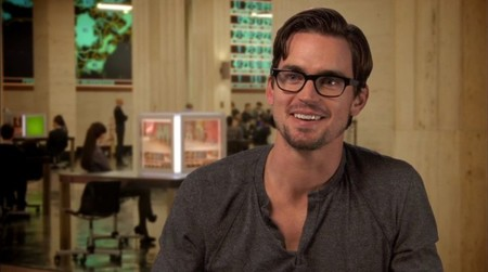 Matt Bomer Interviwed