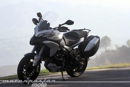 Ducati Multistrada 1200 S Touring, prueba (características y curiosidades)