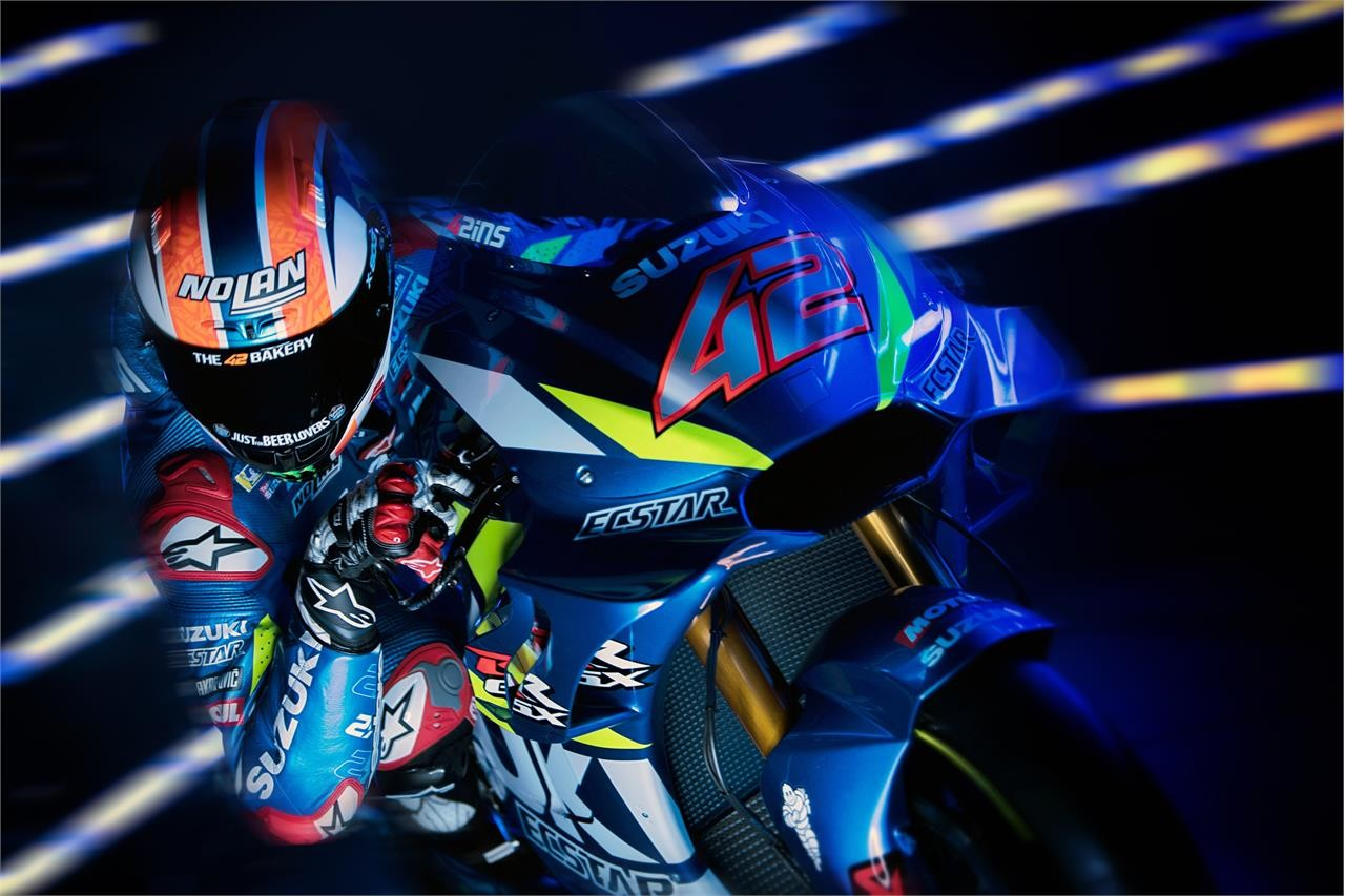 Foto de Presentación MotoGP Suzuki 2019 (32/60)
