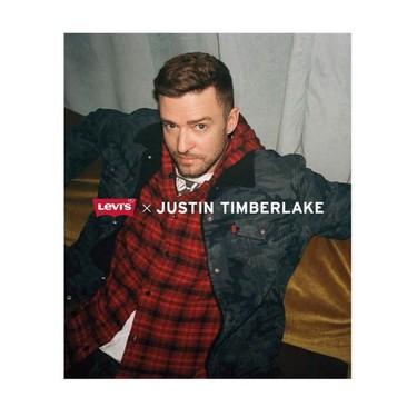 Justin Timberlake y Levi's juntos en una imperdible colección de otoño