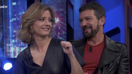 'El Hormiguero': María Casado y Antonio Banderas revelan cómo se fraguó su relación profesional (de 'amiguis')