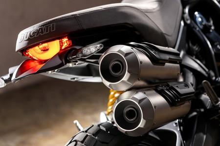 Ducati Scrambler 1100 Pro Sport 1