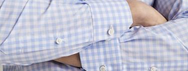 Cuatro camisas a cuadros Vichy para sumar frescura de verano a tus looks más formales
