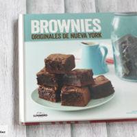 Brownies originales de Nueva York. Libro de recetas