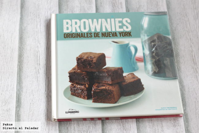 Brownies originales de nueva york libro de recetas - Libros de cocina originales ...
