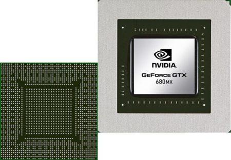 NVidia GeForce GTX 680MX