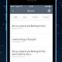 Boreal, el cliente para iOS con el que disfrutar de Hacker News desde tu iPhone o iPad