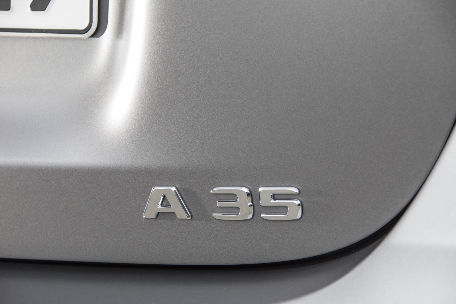 Foto de Mercedes-AMG A35 (presentación) (116/122)