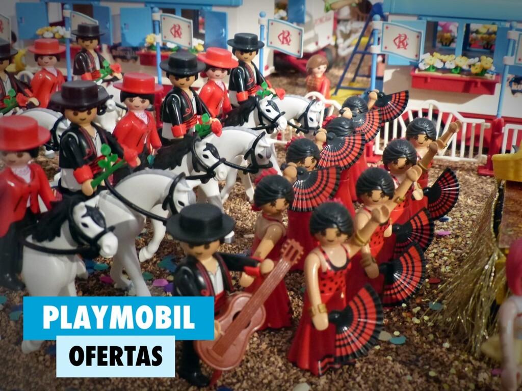 Vehículos con descuento, figuras Plus desde 2,99 euros y el Chalet Family Fun a precio de locura: mejores ofertas Playmobil hoy