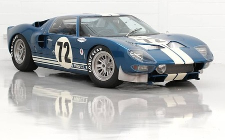 1964 Ford GT40 Prototype Gooding&Co Pebble Beach 2012