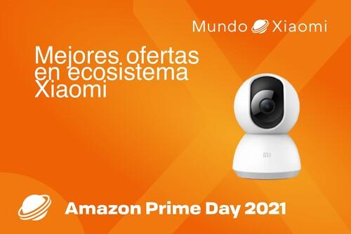 Las mejores ofertas de Xiaomi en el Prime Day 2021: Mi Home Security Camera, Mi Vacuum Cleaner, Mi Smart Electric Folding bike y Mi Monitor 1C