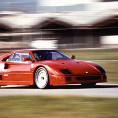 Foto 12 de 17 de la galería ferrari-f40-30-aniversario en Motorpasión