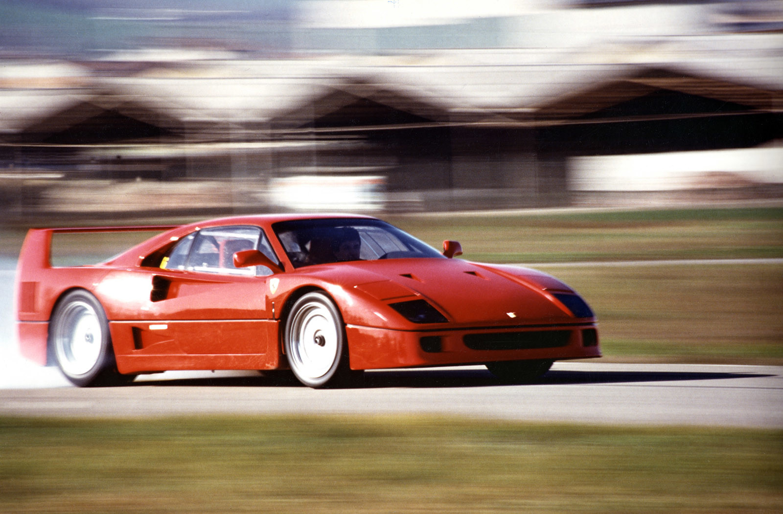Foto de Ferrari F40, 30 aniversario (12/17)