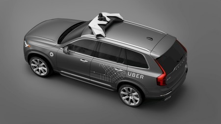 Volvo Autonomous Ready Cars Uber 2