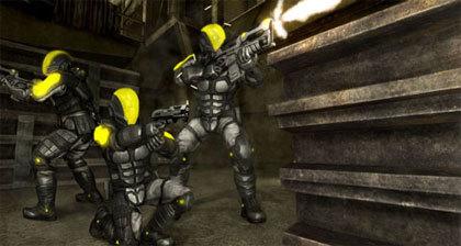 Haze incluirá un modo cooperativo para cuatro jugadores