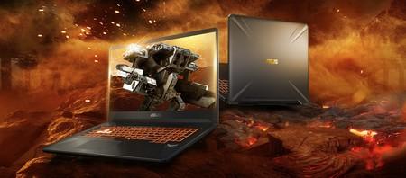 Gaming al mejor precio en Amazon: ASUS TUF con AMD Ryzen 5 3550H, 8 GB de RAM, SSD de 512 GB y AMD Radeon RX 560X por 599 euros