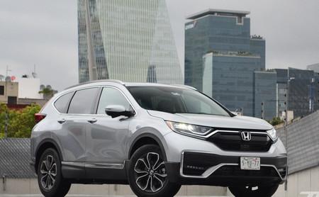 Honda CR-V 2020, a prueba: el SUV más vendido de México se pone al día (+ video)