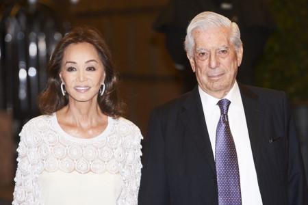 Isabel Preysler vuelve a brillar en la fiesta de cumpleaños de su novio Mario Vargas Llosa