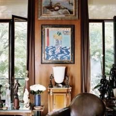 Foto 8 de 17 de la galería casas-de-famosos-yves-saint-laurent en Decoesfera