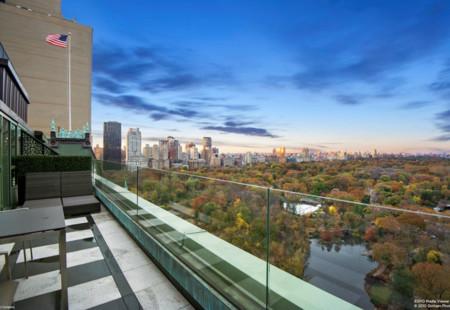 Impresionante apartamento triplex frente a Central Park en Nueva York